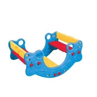 Link to Grow'N Up 3-in-1 Climber/ Rocker/ Bench Toy Similar Items in Activity Gear