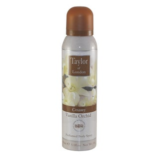 Taylor Of London Vanilla Orchid Women's 5.1-ounce Perfumed Body Spray