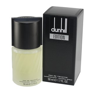 Dunhill Edition Men's 1.7-ounce Eau de Toilette Spray