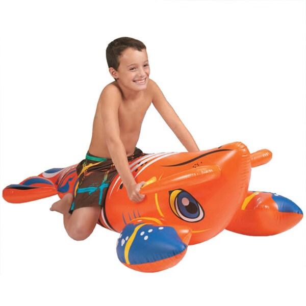 Sunsplash Swimming Pool 60-inch x 29-inch Lobster Rider
