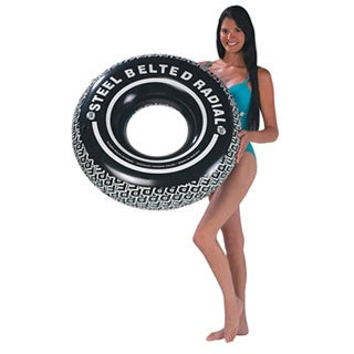 Sunsplash Swimming Pool 38-inch Radial Tire Tube