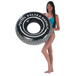 Sunsplash Swimming Pool 38-inch Radial Tire Tube