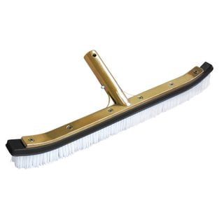 18-Inch Deluxe Metal Back Wall Brush