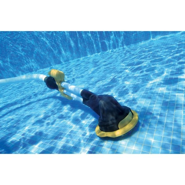 Zappy Auto Pool Cleaner For Swimming Pools With Low Flow
