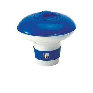 Ocean Blue Large Floating Chemical Dispenser