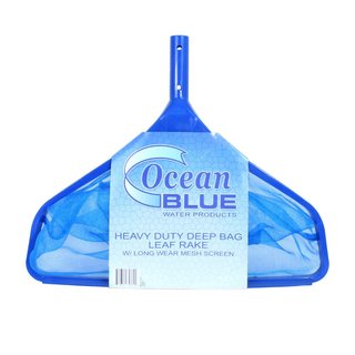 Ocean Blue Leaf Rake