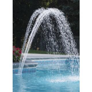 Ocean Blue Waterfall Fountain