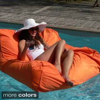 Ocean Blue Sit In Pool