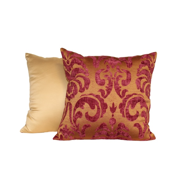 Emperors 16-inch Decorataive Throw Pillow (Set of 2)