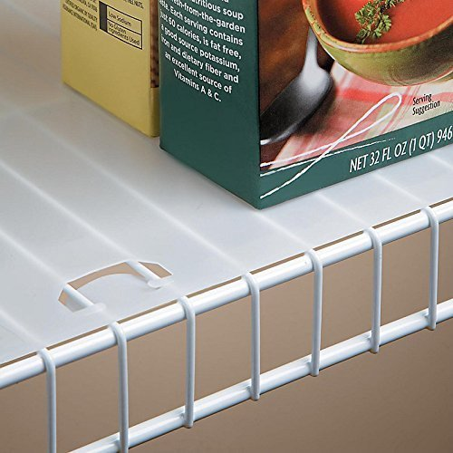 Shop Shelf Liner For Wire Shelving 1 X 10 Free