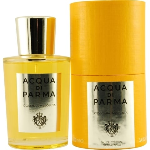 Acqua di Parma Men's 3.4-ounce Assoluta Cologne Spray