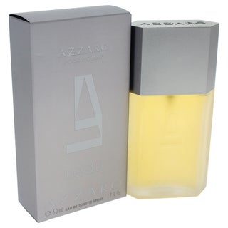 Azzaro Pour Homme Leau Men's 1.7-ounce Eau de Toilette Spray