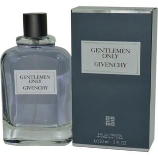 Givenchy Gentlemen Only Men's 5-ounce Eau de Toilette Spray