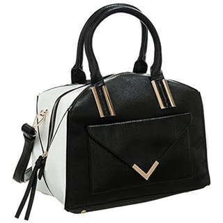 Melie Bianco 'Rebecca' Vegan Leather Satchel