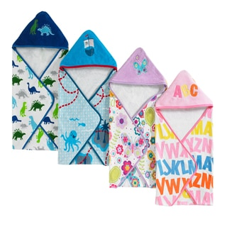 Kids Hooded Bath Towels