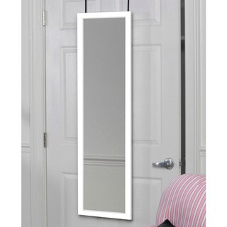 Over-the-door Full-length Dressing Mirror