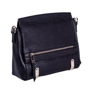 Urban Expressions 'Sydnee' Crossbody Handbag