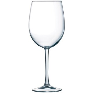 Winco 16-Ounce Olympia White Wine Glasses