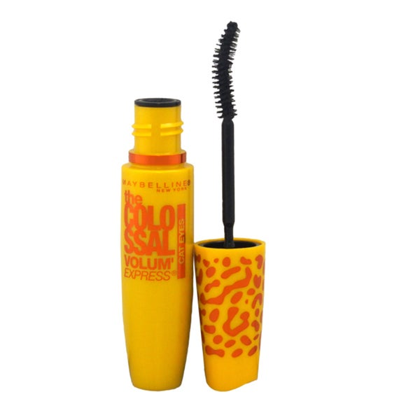The Colossal Volum'Express Glam Black Cat Eyes Mascara