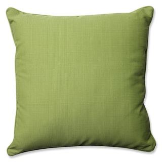 Pillow Perfect Outdoor/ Indoor Forsyth Kiwi 23-inch Floor Pillow