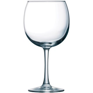Winco 12-Ounce Fiore Balloon Glasses
