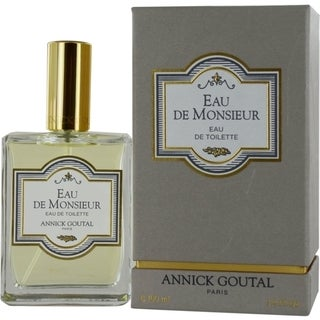 Annick Goutal Eau de Monsieur Men's 3.4-ounce Eau de Toilette Spray