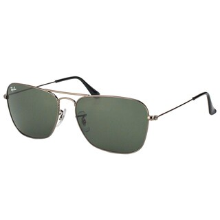 Ray-Ban Unisex RB 3136 Caravan 004 Sunglasses 55mm