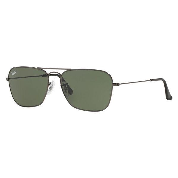 Ray-Ban Unisex RB 3136 Caravan 004 Sunglasses 55mm