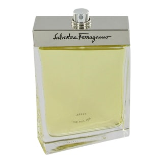 Salvatore Ferragamo Salvatore Ferragamo Tester Men's 3.4-ounce Eau de Toilette Spray