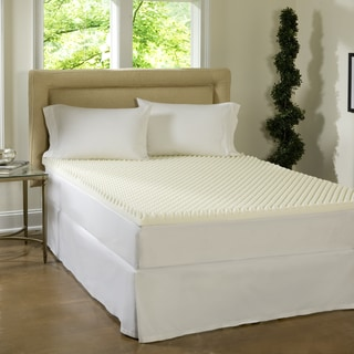 Comforpedic Loft from Beautyrest Dorm Highloft 3-inch Memory Foam Mattress Topper