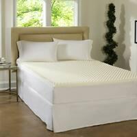 Comforpedic Loft from Beautyrest Dorm Highloft 3-inch Memory Foam Mattress Topper
