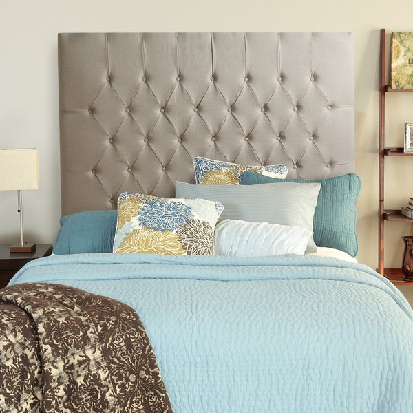 tufted upholstered size beds headboard twin regal buy