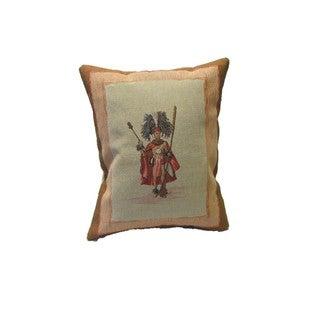 Corona Decor Safari Tribesman Decorative Pillow