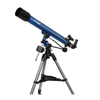 Meade Polaris 70mm German Equatorial Refractor Telescope