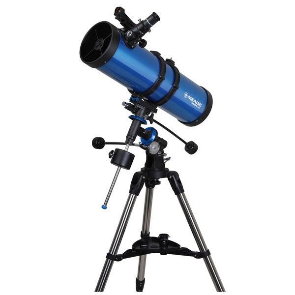 Meade Polaris 130mm German Equatorial Reflector Telescope