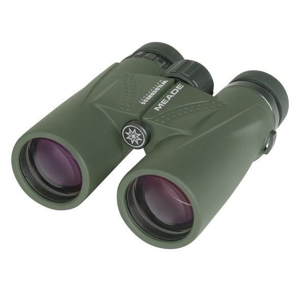 Meade 125024 Wilderness Binoculars 8x42 Green