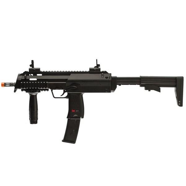 Heckler and Koch MP7 AEG Airsoft Gun Black