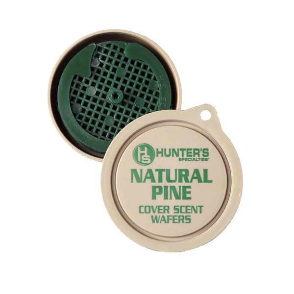 Hunter's Specialties Scent Wafers Natural Pine