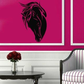 Horse Mustang Vinyl Sticker Wall Art