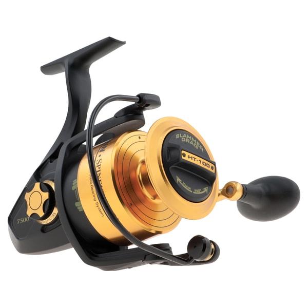 Spinfisher V Combo SSV7500701H/ SSV7500 7' 1 Piece Heavy