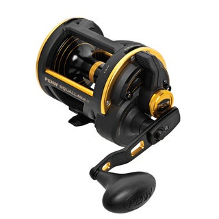 Squall Lever Drag Rod/ Reel Combo SQL60LD 6' 30-80 lb