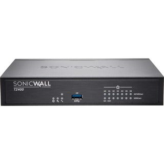 SonicWall TZ400 Network Security/Firewall Appliance with TotalSecure