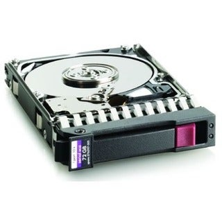 HP 72GB 10,000 RPM SAS Hard Drive (Certified Pre-owned)