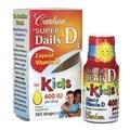 Carlson Super Daily D3 Liquid Vitamin D for Kids 400 IU (365 Drops)