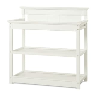 Child Craft Bradford Changing Table, Matte White