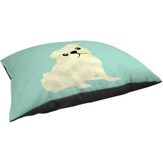 Thumbprintz Chevron Pug Indoor/ Outdoor Pet Bed