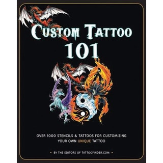 Quarry BooksCustom Tattoo 101