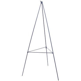 Green Metal Wire Easel36in