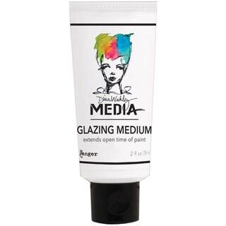 Dina Wakley Media Glazing Medium 2oz Tube