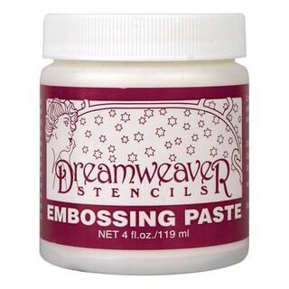 Dreamweaver Embossing Paste 4ozRegular